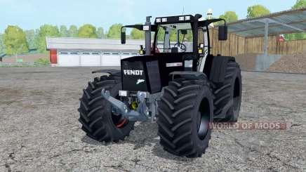 Fendt Favorit 926 Vario black for Farming Simulator 2015