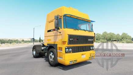 DAF 2800 Space Cab for American Truck Simulator