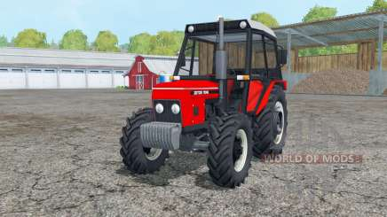 Zetor 7045 extra weight for Farming Simulator 2015