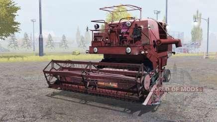 Bizon Z040 for Farming Simulator 2013