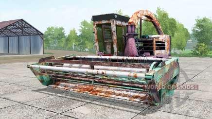 KSK-100 aged for Farming Simulator 2017