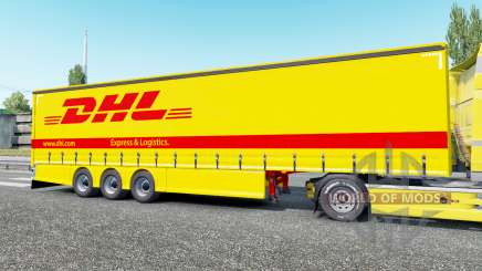 Tilt trailer for Euro Truck Simulator 2
