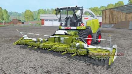 Claas Jaguar 980 with cutteᶉ for Farming Simulator 2015