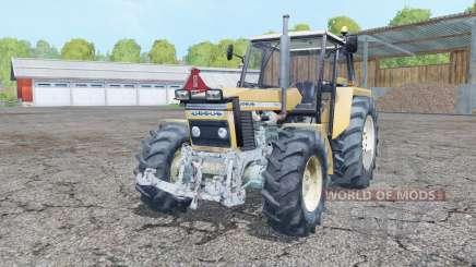 Ursus 1224 very soft orange for Farming Simulator 2015