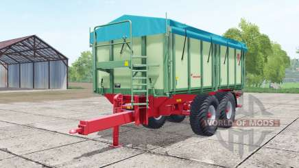 Welger TDK 300 light lime green for Farming Simulator 2017