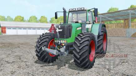 Fendt 930 Vario TMS lime green for Farming Simulator 2015
