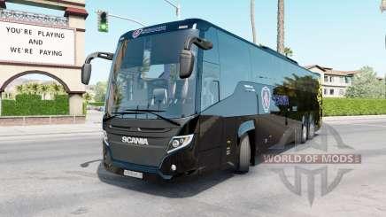 Scania Touring K410 for American Truck Simulator