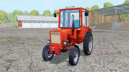 T-25A orange color for Farming Simulator 2015