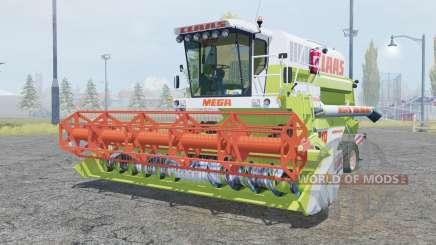 Claas Dominator 218 Mega android green for Farming Simulator 2013