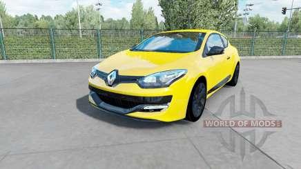 Renault Megane R.S. for Euro Truck Simulator 2