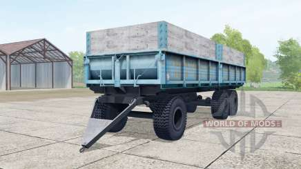 3ПТС-12 ninasimone blue for Farming Simulator 2017