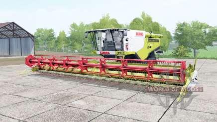 Claas Lexion 780 TerraTrac june bud for Farming Simulator 2017