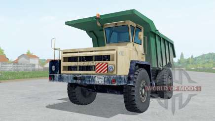 BelAZ 540А for Farming Simulator 2017