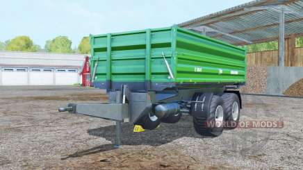Brantner TA 14045 XXL for Farming Simulator 2015
