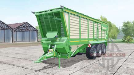 Krone TX 560 D lime greeᶇ for Farming Simulator 2017