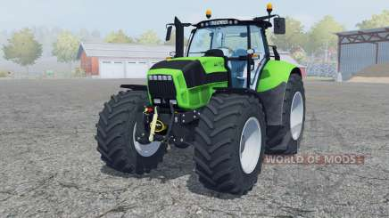 Deutz-Fahr Agrotron 630 TTV for Farming Simulator 2013