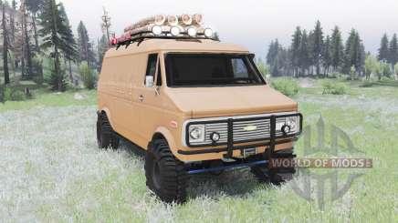 Chevrolet G10 1975 v2.0 for Spin Tires