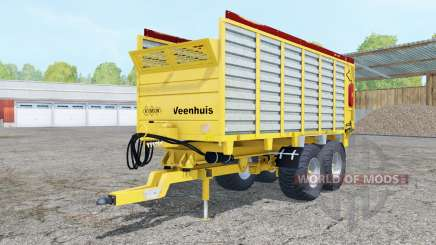 Veenhuis W400 arylide yellow for Farming Simulator 2015