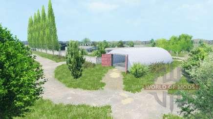 SEC Borki agro for Farming Simulator 2015