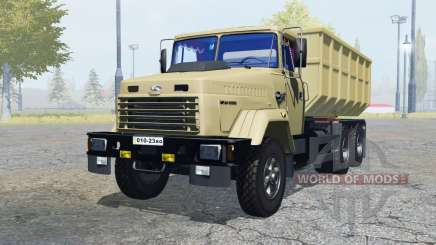 KrAZ 65055 1997 for Farming Simulator 2013