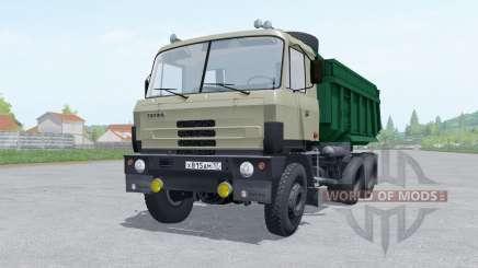Tatra T815 S3 v2.2.2 for Farming Simulator 2017