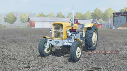 Ursus C-330 golden glow for Farming Simulator 2013