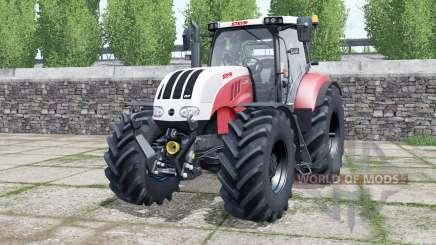 Steyr 6225 CVT for Farming Simulator 2017