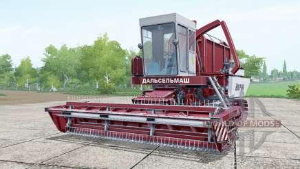 Cupid 680 bright Burgundy for Farming Simulator 2017