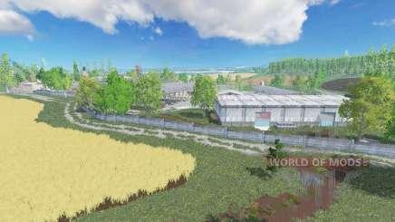 Thuringer Oberland 1988 v5.2 for Farming Simulator 2015