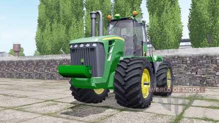 John Deere 9630 spanish green for Farming Simulator 2017