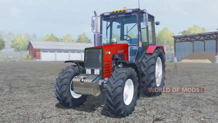 MTZ-Belarus 1025 _ for Farming Simulator 2013