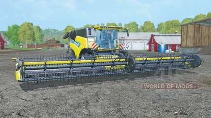 New Holland CR10.90 pure yellow for Farming Simulator 2015