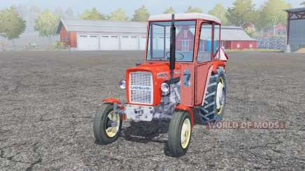 Ursus C-330 vivid red for Farming Simulator 2013