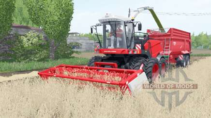 RSM 1403 range of configurations for Farming Simulator 2017