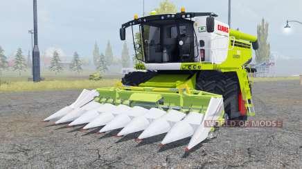 Claas Lexion 780 dual front wheels for Farming Simulator 2013