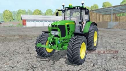 John Deere 7430 Premium animated element for Farming Simulator 2015