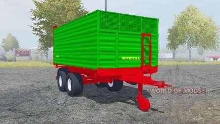 Stetzl TK 13 for Farming Simulator 2013