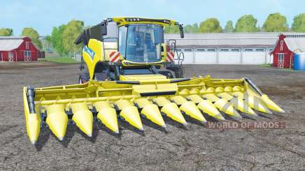 New Holland CR10.90 capacity doubled for Farming Simulator 2015