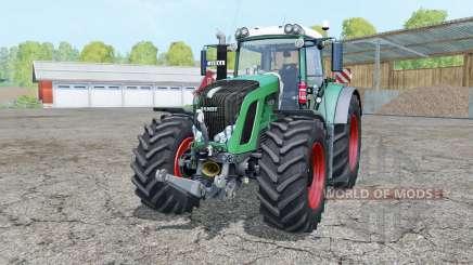 Fendt 936 Vario SCR added wheels for Farming Simulator 2015