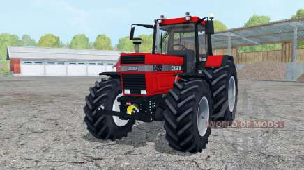 Case IH 1455 XL vivid red for Farming Simulator 2015