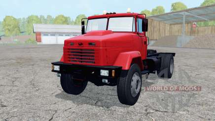 KrAZ-5444 for Farming Simulator 2015