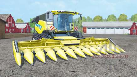 New Holland CR10.90 dual front wheels for Farming Simulator 2015