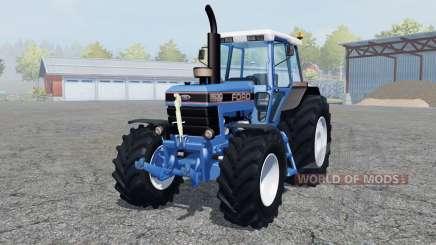 Ford 8630 Power Shift dark blue for Farming Simulator 2013