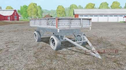 Autosan D-47 for Farming Simulator 2015