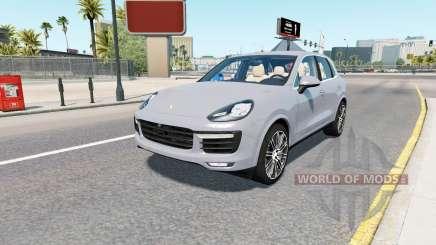 Porsche Cayenne Turbo S (958) 2015 for American Truck Simulator