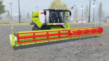 Claas Lexion 780 TerraTrac for Farming Simulator 2013