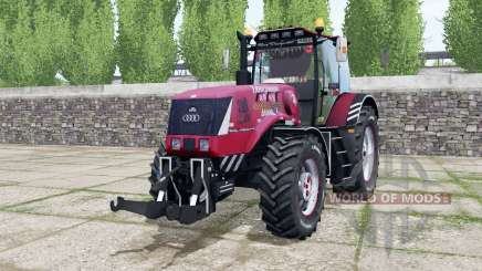 Belarus 3022ДЦ.1 hot pink color for Farming Simulator 2017