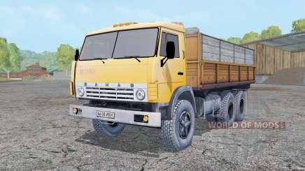 KamAZ-55102 animated elements for Farming Simulator 2015