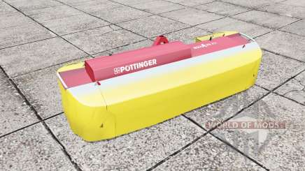 Pottinger Novaalpin 301 T fast coupler for Farming Simulator 2017