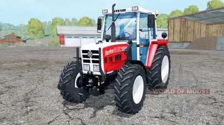 Steyr 8080A FLConsole for Farming Simulator 2015